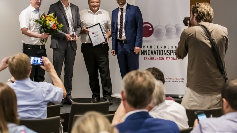 Verleihung Innovationspreis 2019